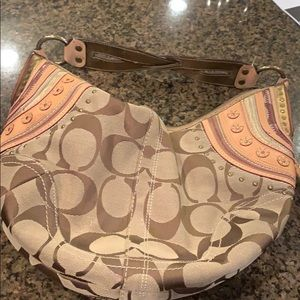 Gently Used Coach Purse